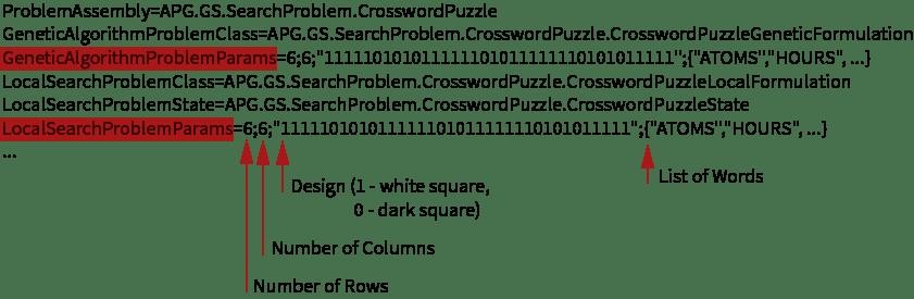 crossword puzzle definition